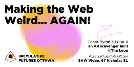 Making the Web Weird... AGAIN! tickets