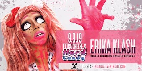 Hard Candy Richmond with Erika Klash tickets