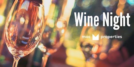 Montclair Rooftop Wine Night tickets