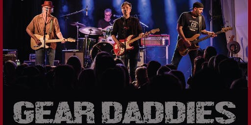 GEAR DADDIES with Guest Chris Kroeze from The Voice