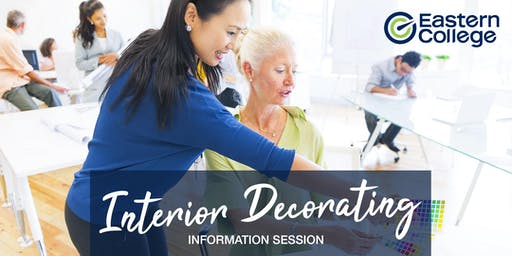 Interior Decorating Information Session