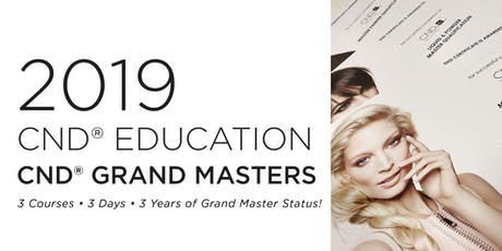 CND Grand Masters tickets
