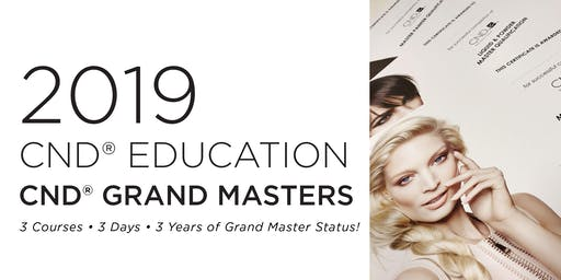 CND Grand Masters