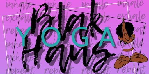 Blak Haus| Saturday Yoga
