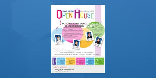 FLEX Los Angeles: Open House: Back to School