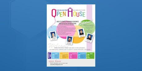FLEX Pasadena: Open House: Back to School tickets