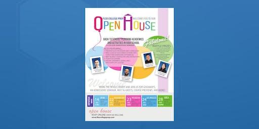 FLEX Pasadena: Open House: Back to School