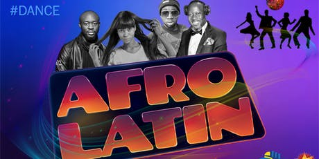 AFRO LATIN dance event tickets