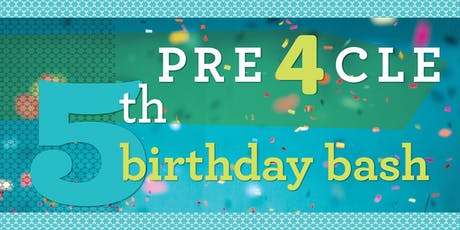 PRE4CLE 5th Birthday Bash tickets