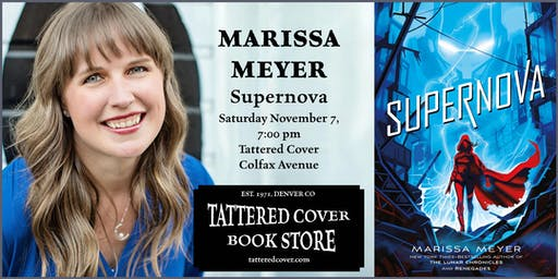 An Evening with Marissa Meyer, Book Talk & Signing