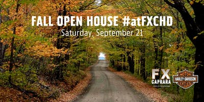 Fall Open House #atFXCHD