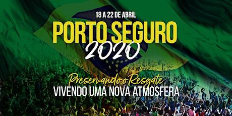 CONGRESSO DE RESGATE DA NAÇÃO - PORTO SEGURO 2020 ingressos
