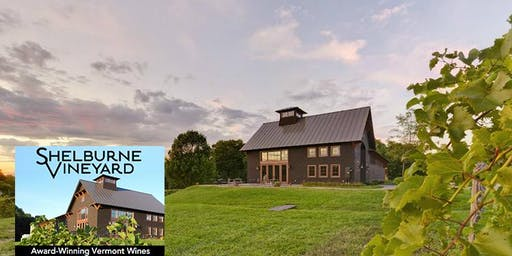 Wine & Cheese Pairing with Shelburne Vineyard