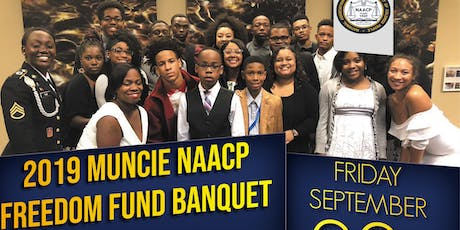 2019 Muncie Branch Freedom Fund Banquet tickets