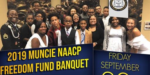 2019 Muncie Branch Freedom Fund Banquet