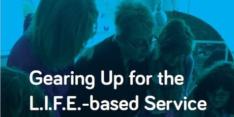Gearing Up for the L.I.F.E.-based Service - Kelowna  tickets