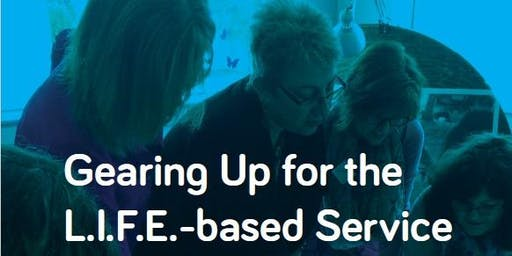 Gearing Up for the L.I.F.E.-based Service - Kelowna