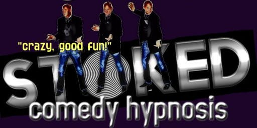 El Kahir Shrine Center Comedy Hypnotist Show w/Terry Stokes