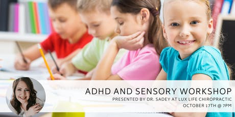 ADHD and Sensory Workshop for Parents tickets