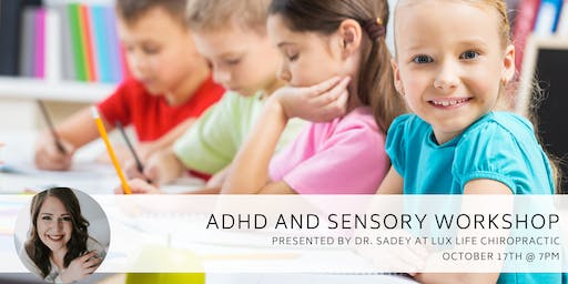 ADHD and Sensory Workshop for Parents