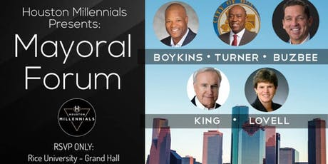 Millennials Mayoral Forum  tickets