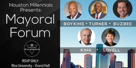 Millennials Mayoral Forum  tickets