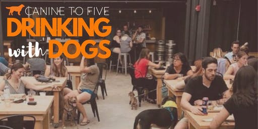 Drinking With Dogs at Detroit Shipping Co.
