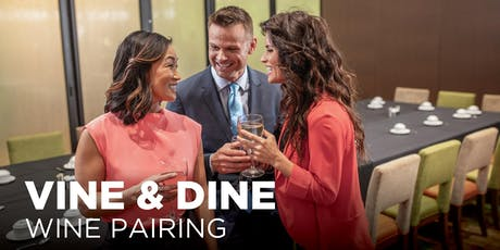 Vine & Dine tickets