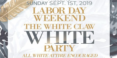 White Claw White Party tickets