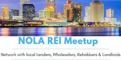 NOLA REI Meetup  tickets