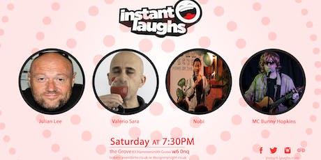 Cream of comedy tickets