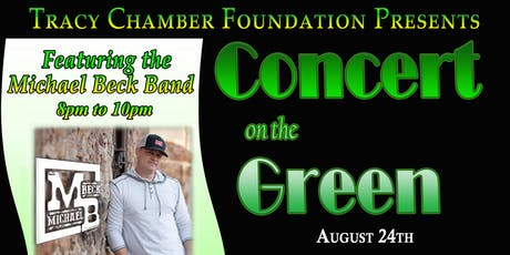 Concert on the Green tickets