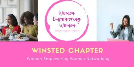 Women Empowering Women Winsted CT Chapter - Networking Group  tickets