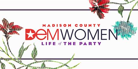 Madison County Democratic Women  - August Saturday Breakfast tickets