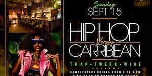 Hip hop vs reggae SUNDAY BRUNCH & Dayparty @TAJ