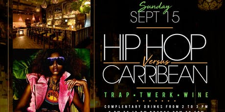 Hip hop vs reggae SUNDAY BRUNCH & Dayparty @TAJ  tickets
