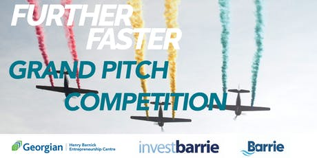 Further, Faster Grand Pitch Competition tickets