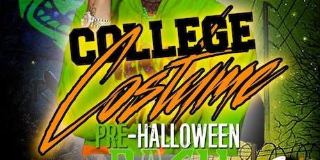 "COLLEGE PRE-HALLOWEEN BASH STARRING ""EL HITTA"" tickets"