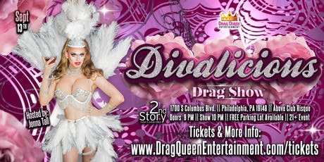 Divalicous! Drag Show tickets