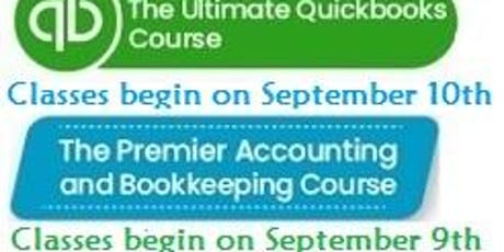 *2019 Learn Accounting, Bookkeeping and QuickBooks - Toronto | Mississauga tickets