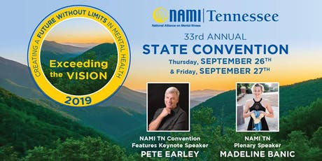 NAMI Tennessee 2019 State Convention tickets