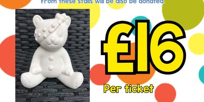 The Great Pudsey Paintathon - Lincoln
