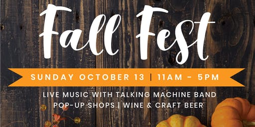 Nostrano Vineyards - Fall Festival