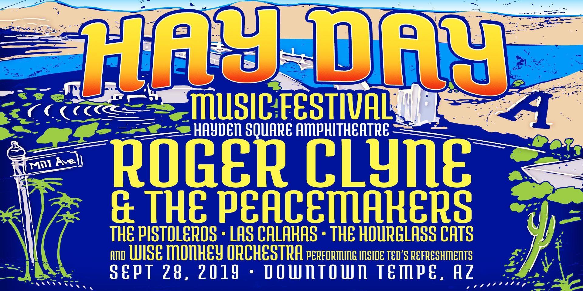 Hay Day  Music Festival