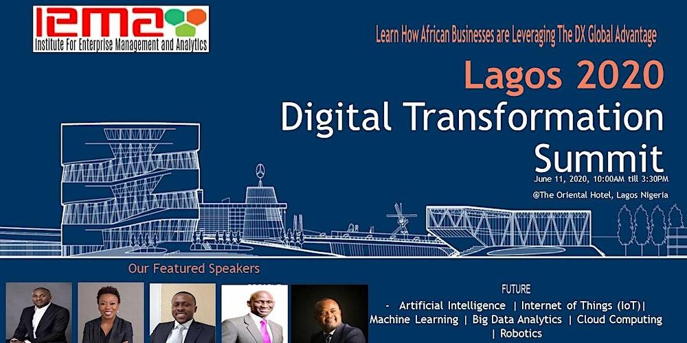 Image result for LAGOS 2021 Digital Transformation and Innovation Summit