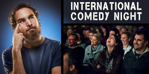 International English Comedy Night!