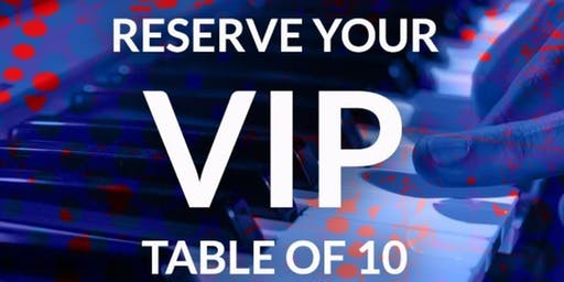 2019 College Park Jazz Fest - VIP Table for 10 Guests