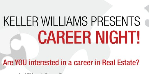 Keller Williams Capital City Career Night