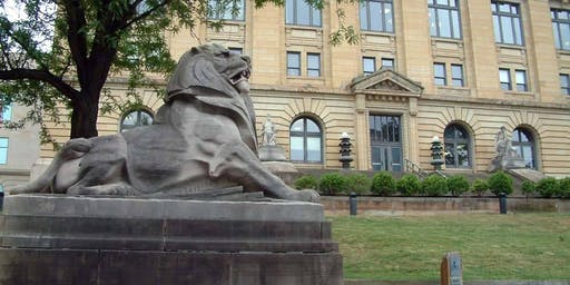 On the Table Greater Akron at the Summit County Court House