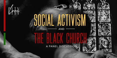 Social Activism & the Black Church tickets
